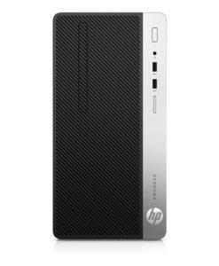 HP 400 MT G4 i3-7100 1 TB 4 GB Windows 10 Pro 64 bit