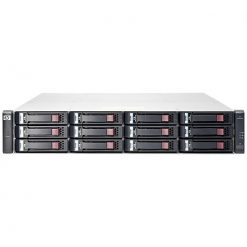 HP MSA 2040 SAN DC LFF Storage
