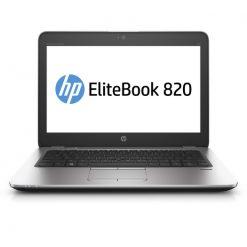 """HP 820 G4 12.5"""" i5-7200U 256 GB SSD 4 GB Windows 10 Pro 64 bit"""