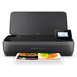 HP OfficeJet 252 Mobile AiO Printer