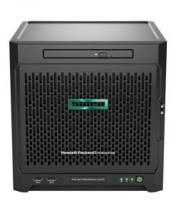 HPE ProLiant MicroServer Gen10 X3216 1P 8GB-U 4LFF NHP SATA 200W PS Entry Server