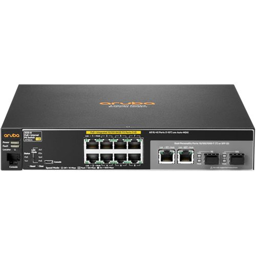 Aruba 2530 8 PoE+ Switch (J9780A)