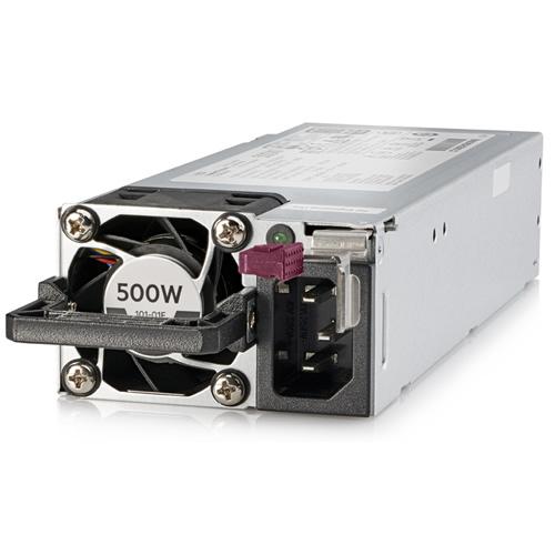 HPE DL Hot Plug Power Supply 500W