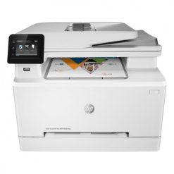 HP Color LaserJet Pro MFP M283fdw Yazıcı (7KW72A)